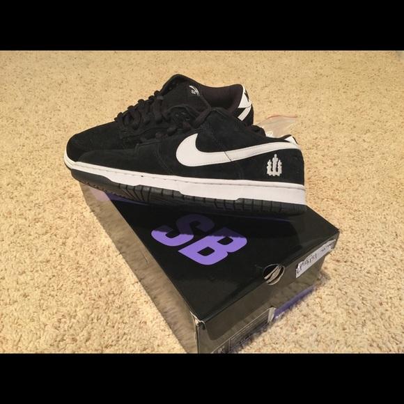 "2006 Nike Dunk Low Pro SB 304292 304292 SB 014 ""Wieger"" NWT ce1e8a"